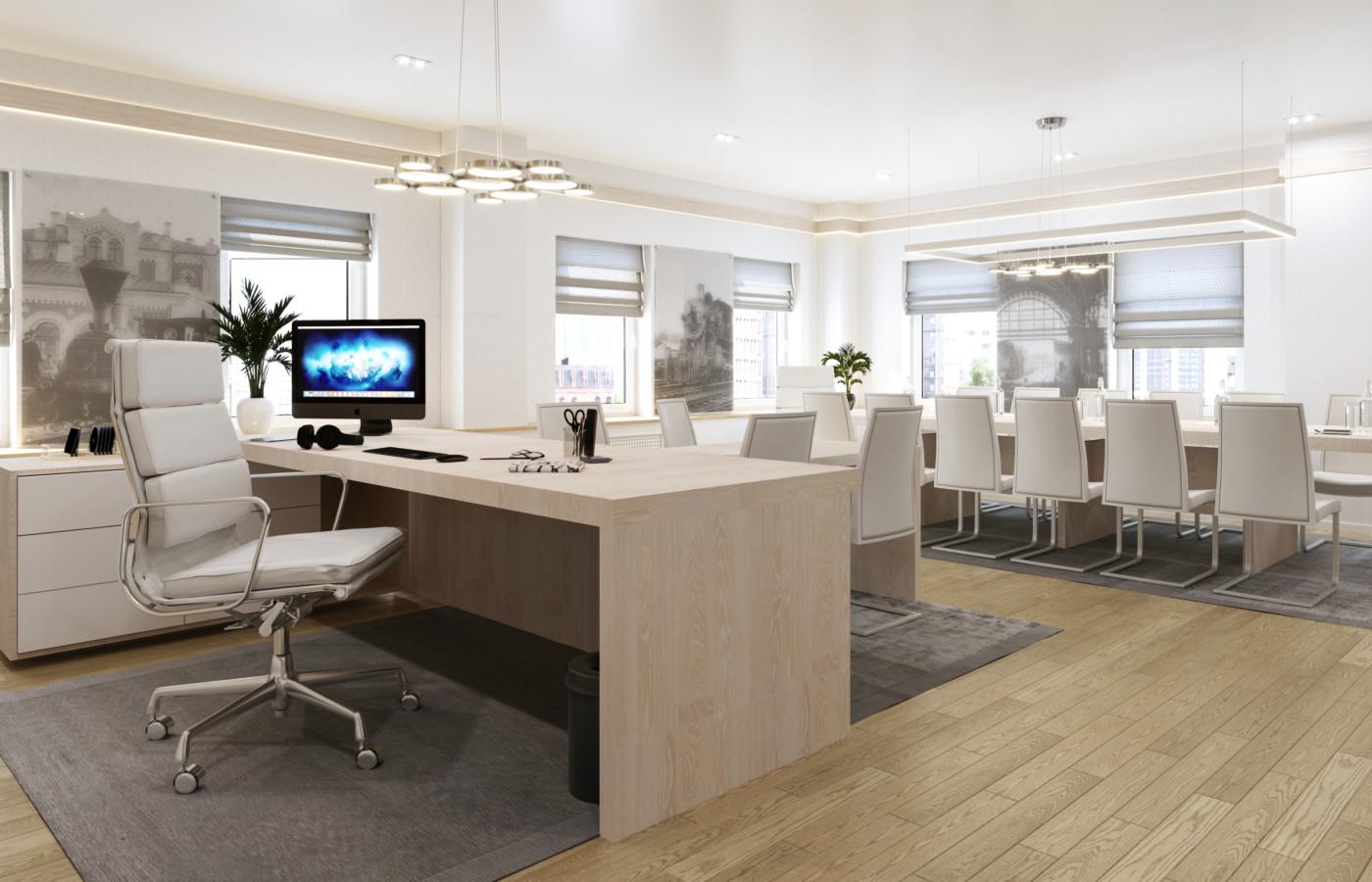 Дизайн офиса для РЖД (1)