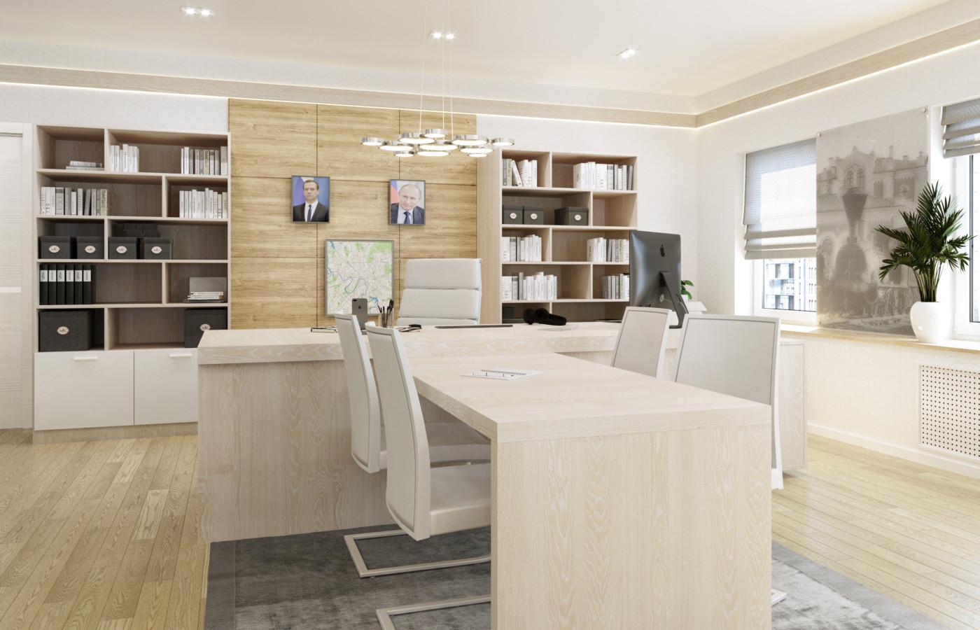 Дизайн офиса для РЖД (3)