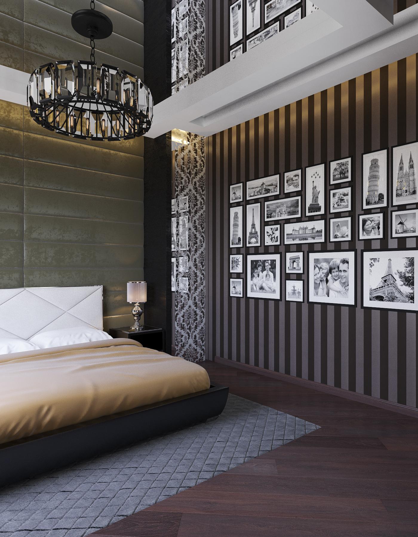 дизайн интерьера спальни (2)