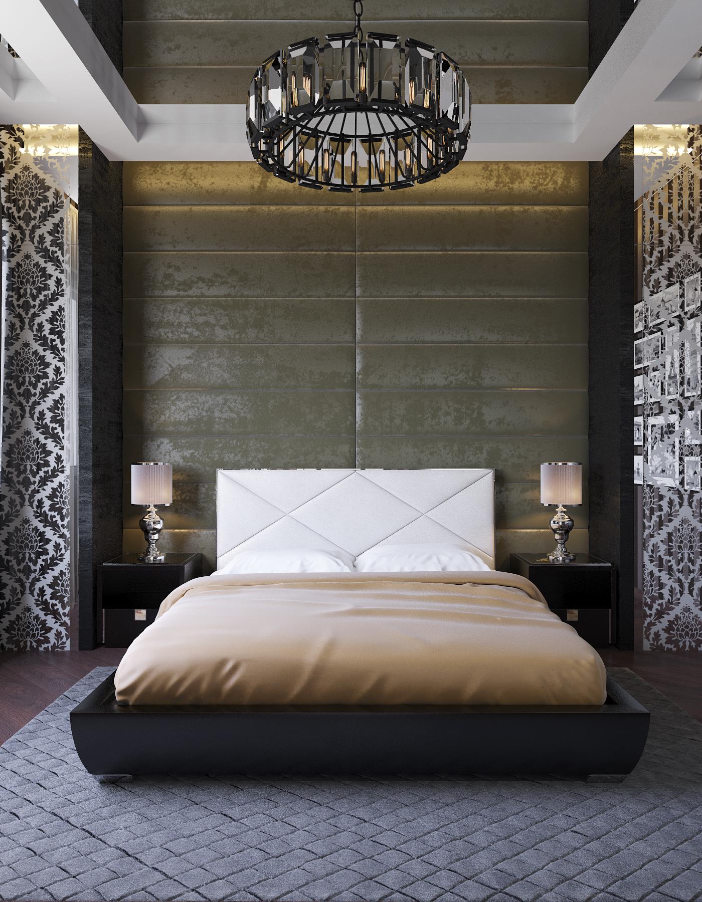 дизайн интерьера спальни (3)