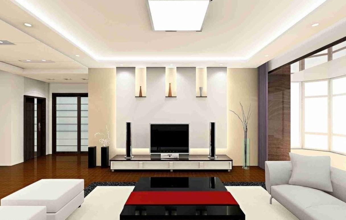 ceiling-of-modern-living-room